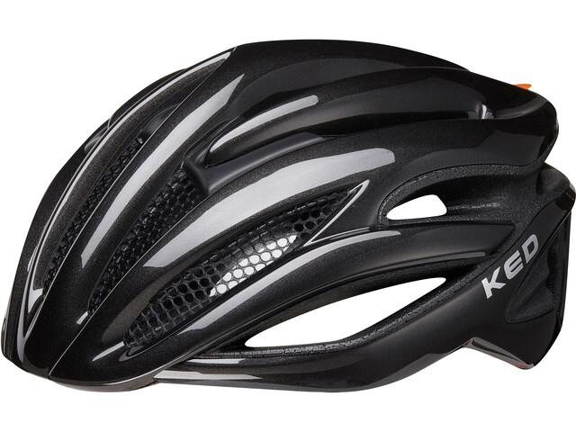 KED Wayron - Casco de bicicleta - negro